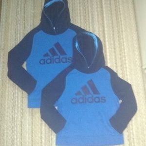 Other - NWOT Adidas Pullover Hoodie Sizes S(8)--M(10/12)
